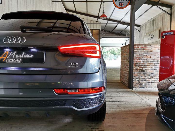 Audi Q3 2.0 TDI 150 CV SLINE QUATTRO S-TRONIC Gris - 12