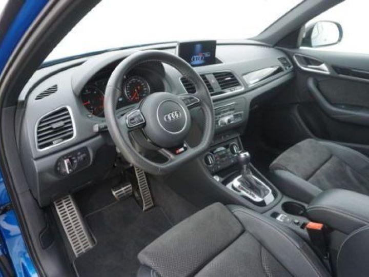 Audi Q3 2.0 TDI 150CH S LINE QUATTRO S TRONIC 7 BLEU Occasion - 4