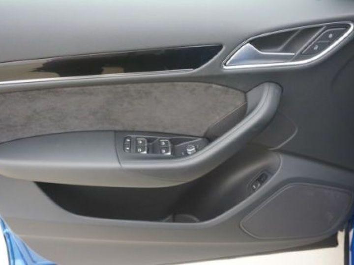 Audi Q3 2.0 TDI 150CH S LINE QUATTRO S TRONIC 7 BLEU Occasion - 5