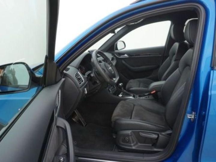 Audi Q3 2.0 TDI 150CH S LINE QUATTRO S TRONIC 7 BLEU Occasion - 6