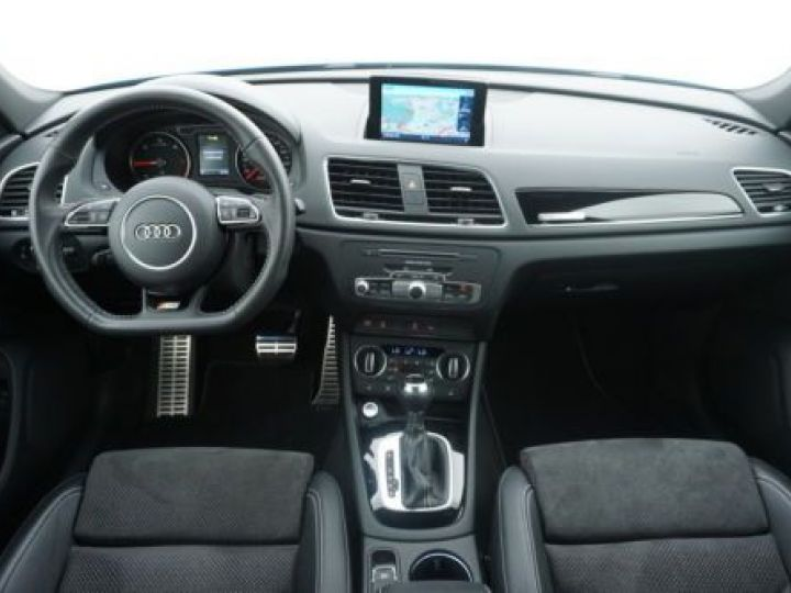 Audi Q3 2.0 TDI 150CH S LINE QUATTRO S TRONIC 7 BLEU Occasion - 8