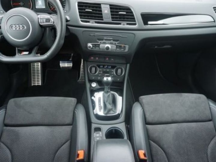 Audi Q3 2.0 TDI 150CH S LINE QUATTRO S TRONIC 7 BLEU Occasion - 9