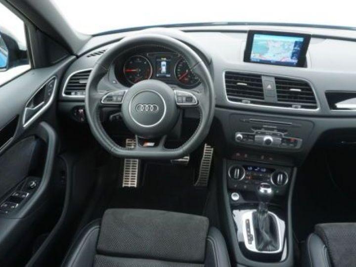 Audi Q3 2.0 TDI 150CH S LINE QUATTRO S TRONIC 7 BLEU Occasion - 10
