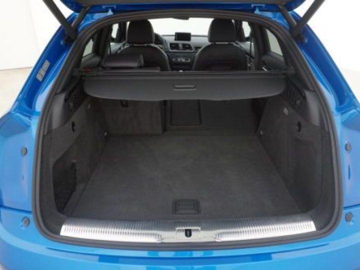 Audi Q3 2.0 TDI 150CH S LINE QUATTRO S TRONIC 7 BLEU Occasion - 11