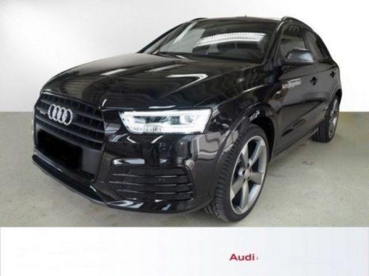 Audi Q3 2.0 TDI 150CH S LINE S TRONIC 7 NOIR - 1