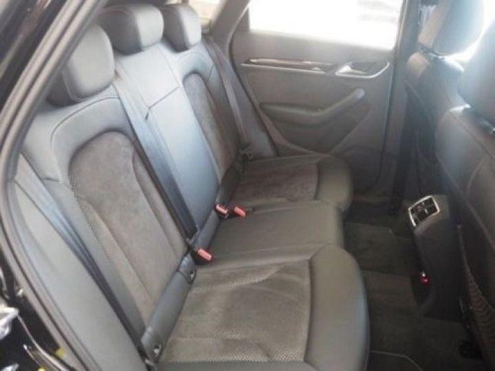 Audi Q3 2.0 TDI 150CH S LINE S TRONIC 7 NOIR - 10