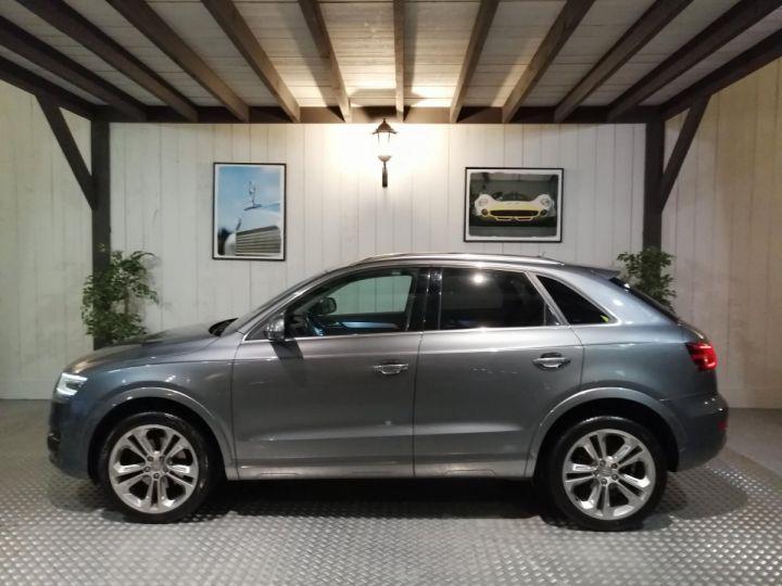 Audi Q3 2.0 TDI  177 CV AMBITION LUXE QUATTRO BVA Gris - 1