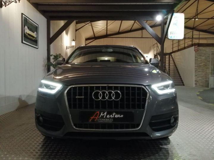 Audi Q3 2.0 TDI  177 CV AMBITION LUXE QUATTRO BVA Gris - 3