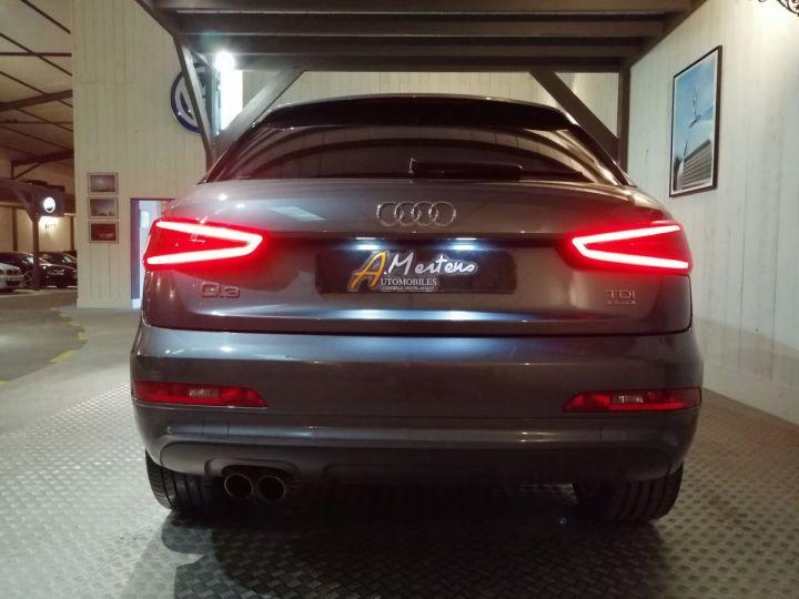 Audi Q3 2.0 TDI  177 CV AMBITION LUXE QUATTRO BVA Gris - 4
