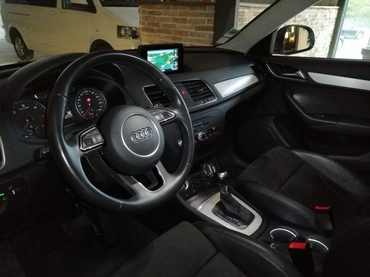 Audi Q3 2.0 TDI  177 CV AMBITION LUXE QUATTRO BVA Gris - 5