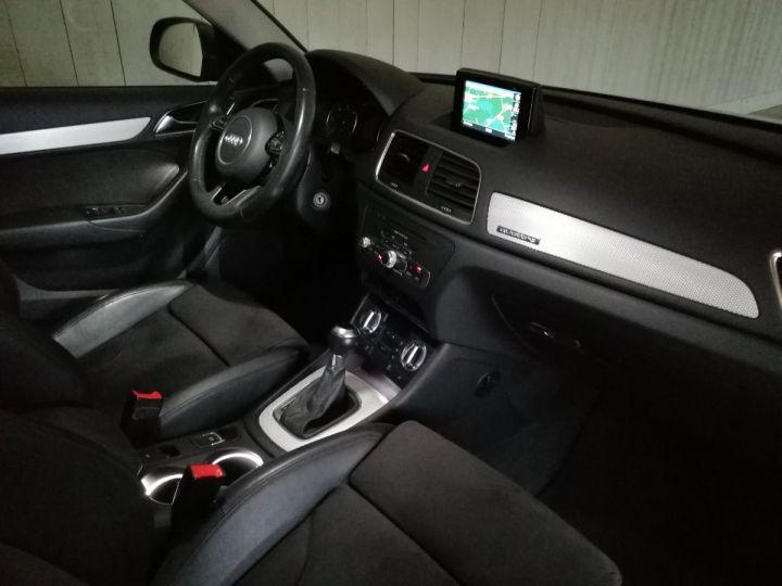 Audi Q3 2.0 TDI  177 CV AMBITION LUXE QUATTRO BVA Gris - 7