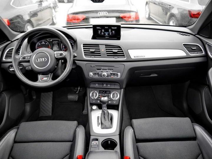 Audi Q3 2.0 TDI 177CH S LINE QUATTRO S TRONIC 7 GRIS Occasion - 4