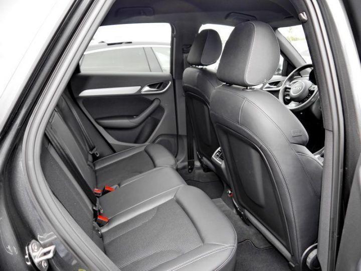 Audi Q3 2.0 TDI 177CH S LINE QUATTRO S TRONIC 7 GRIS Occasion - 9
