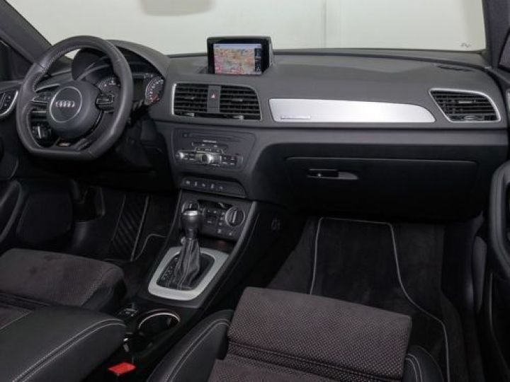 Audi Q3 2.0 TDI 184CH S LINE QUATTRO S TRONIC 7 NOIR - 4