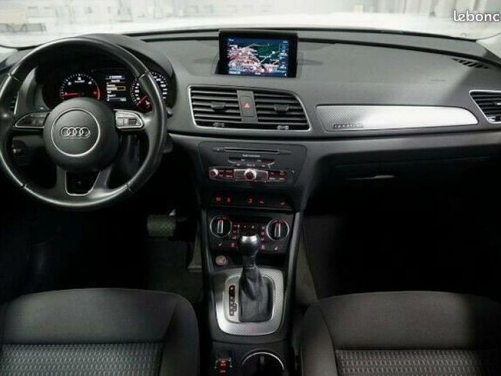 Audi Q3 2.0 TDI design quattro 2x S line LED Panorama Marron - 4