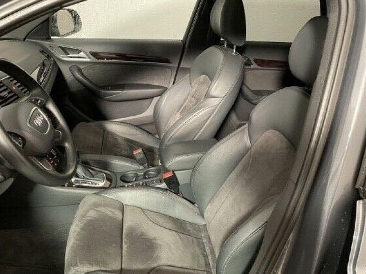 Audi Q3 2L TDI  gris monsun - 3