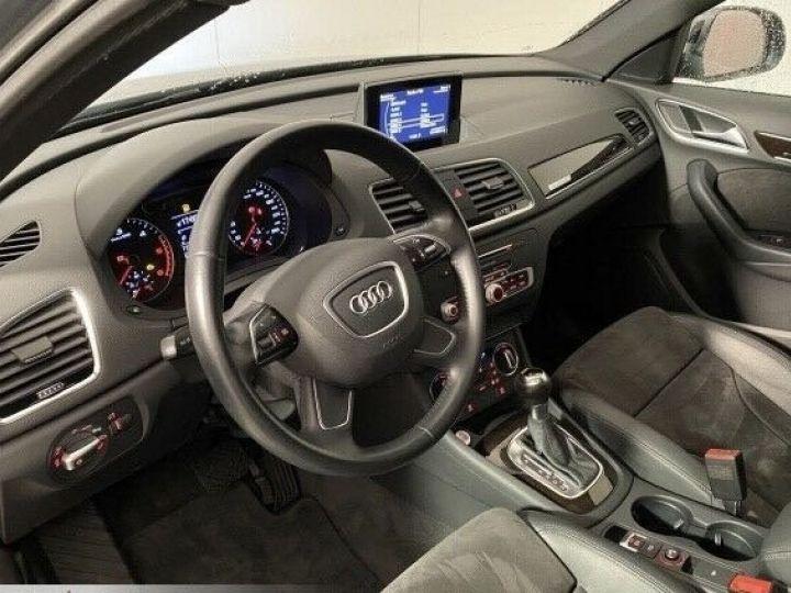 Audi Q3 2L TDI  gris monsun - 4