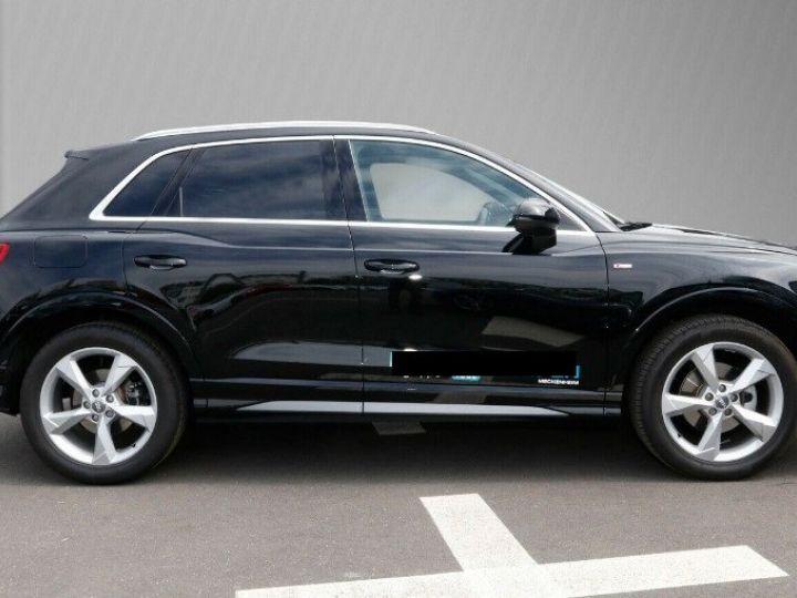 Audi Q3 35 TDI 150 S tronic S line (03/2019)* Toit panoramique* noir métal - 4