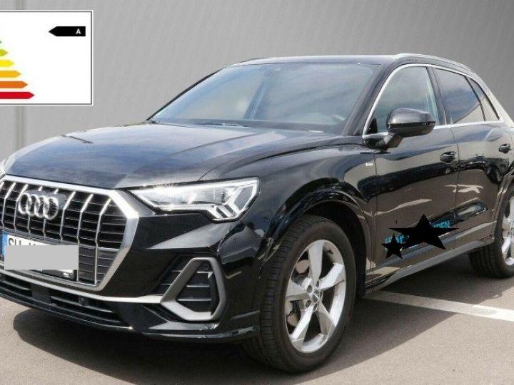 Audi Q3 35 TDI 150 S tronic S line (03/2019)* Toit panoramique* noir métal - 5