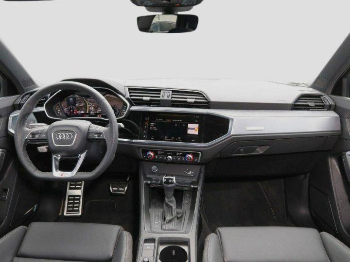 Audi Q3 35 TDI 150 S tronic S line (03/2019)* Toit panoramique* noir métal - 6