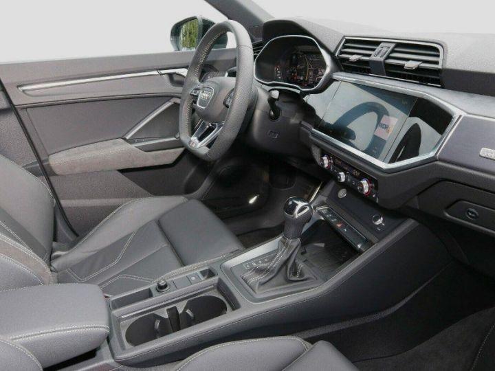 Audi Q3 35 TDI 150 S tronic S line (03/2019)* Toit panoramique* noir métal - 8