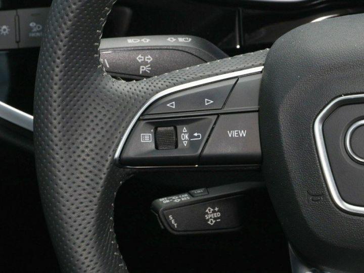 Audi Q3 35 TDI 150 S tronic S line (03/2019)* Toit panoramique* noir métal - 12