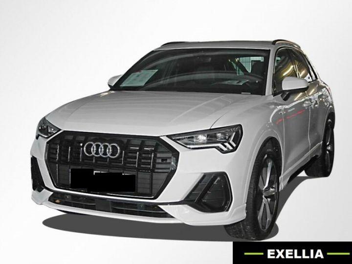 Audi Q3 35 TDI S TRONIC S LINE  BLANC Occasion - 8