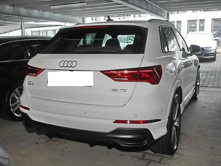Audi Q3 35 TDI S TRONIC S LINE  BLANC Occasion - 10