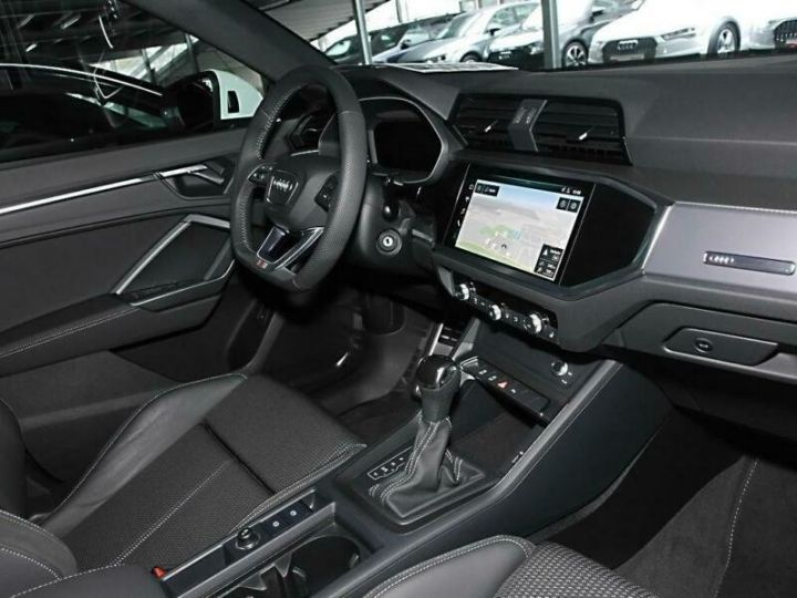 Audi Q3 35 TDI S TRONIC S LINE  BLANC Occasion - 11