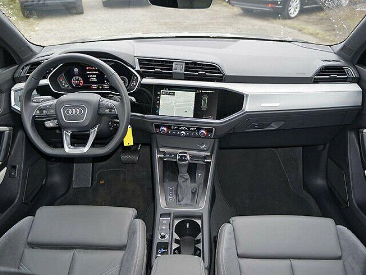 Audi Q3 35 TDI S TRONIC S LINE  BLANC Occasion - 4