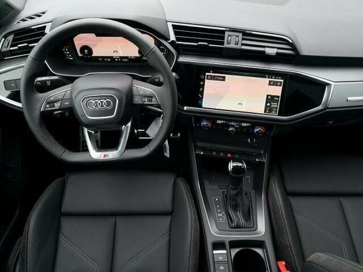 Audi Q3 35 TDI S TRONIC S LINE GRIS  Occasion - 4