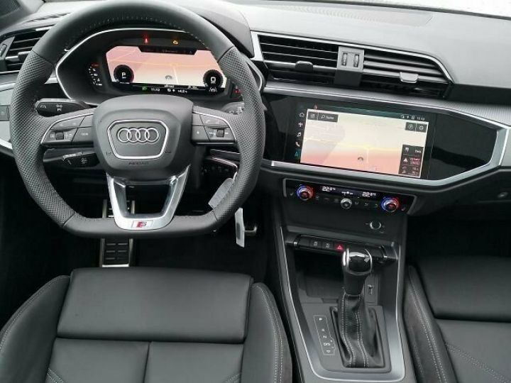 Audi Q3 35 TDI S TRONIC S LINE GRIS  Occasion - 9