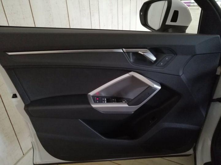 Audi Q3 35 TFSI 150 CV SLINE BVA Blanc - 10