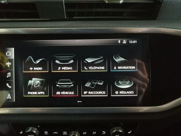 Audi Q3 35 TFSI 150 CV SLINE BVA Blanc - 16