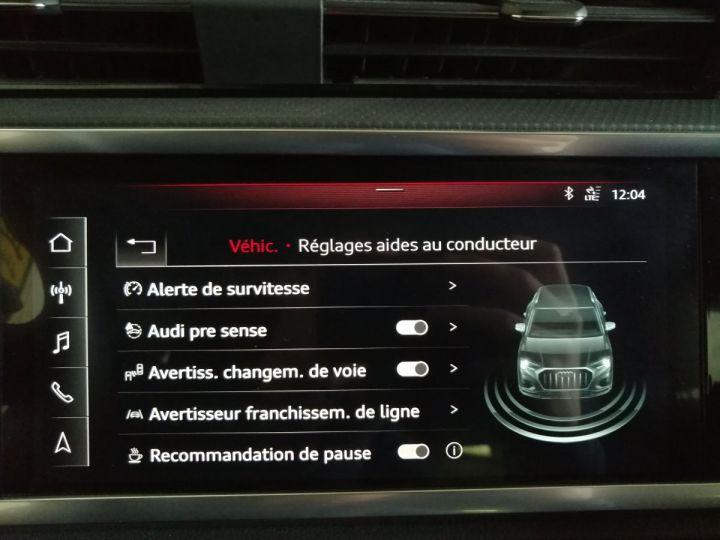 Audi Q3 35 TFSI 150 CV SLINE BVA Blanc - 18