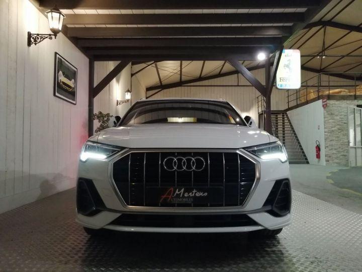 Audi Q3 35 TFSI 150 CV SLINE BVA Blanc - 3