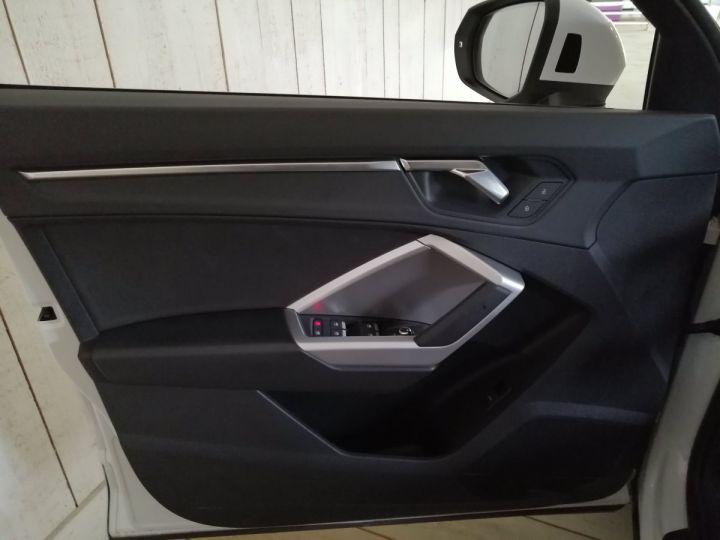 Audi Q3 35 TFSI 150 CV SLINE BVA Blanc - 8