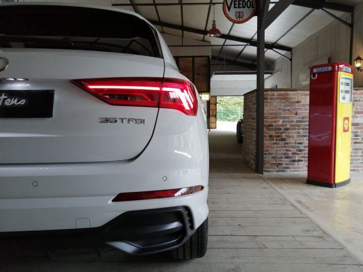 Audi Q3 35 TFSI 150 CV SLINE BVA Blanc - 19