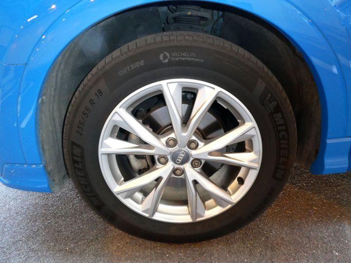 Audi Q3 35 TFSI 150 S-line S-tronic Bleu Turbo Occasion - 14