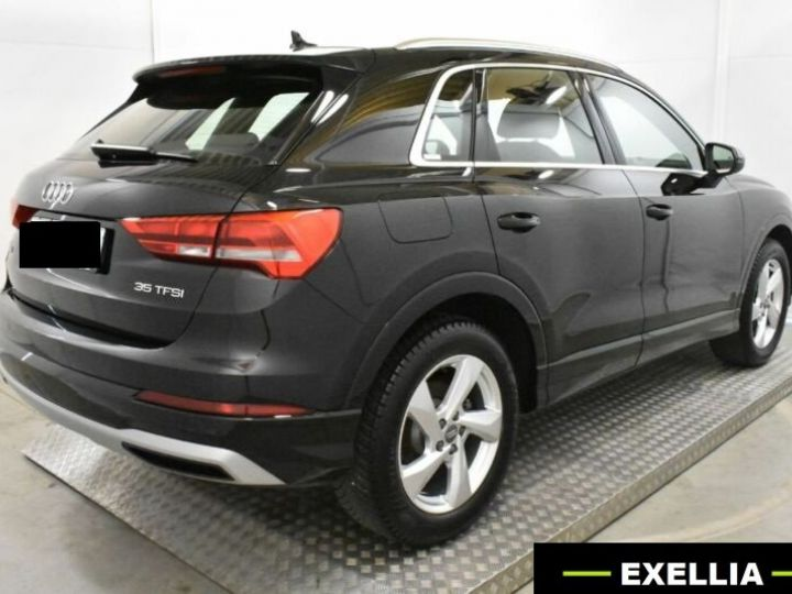 Audi Q3 35 TFSI PACK LUXE S TRONIC  NOIR  Occasion - 5