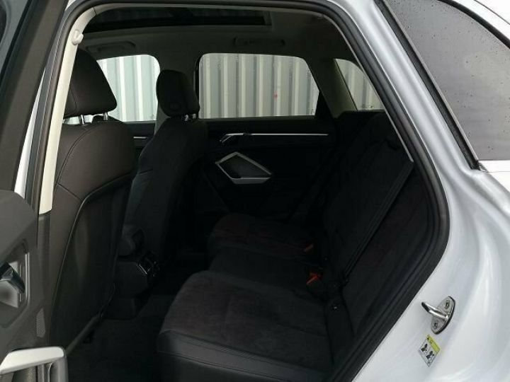 Audi Q3 35 TFSI S LINE S TRONIC  BLANC Occasion - 11