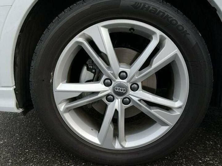 Audi Q3 35 TFSI S LINE S TRONIC  BLANC Occasion - 12