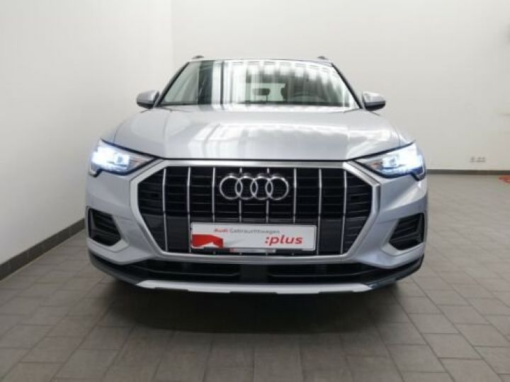 Audi Q3 35 TFSI S Tronic Advanced / Phare LED / Cockpit Virtuel /Régulateur adaptatif / GPS / Garantie 12 mois  Gris métallisée  - 1