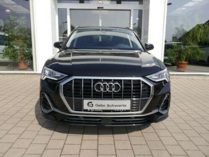 Audi Q3 35 TFSI S-Tronic S line /Toit PANO/ Phare LED/GPS/Garantie 12 mois/Régulateur adaptatif Noir mythos  - 2