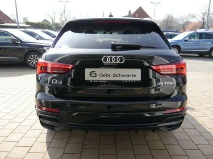 Audi Q3 35 TFSI S-Tronic S line /Toit PANO/ Phare LED/GPS/Garantie 12 mois/Régulateur adaptatif Noir mythos  - 7