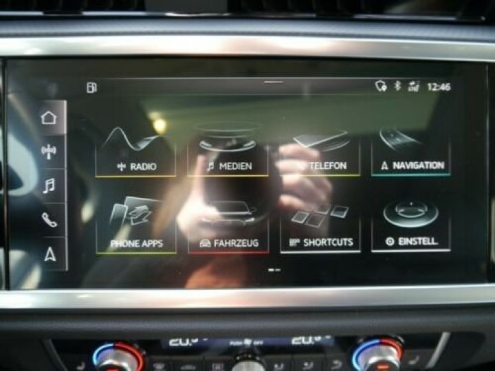 Audi Q3 35 TFSI S-Tronic S line /Toit PANO/ Phare LED/GPS/Garantie 12 mois/Régulateur adaptatif Noir mythos  - 14