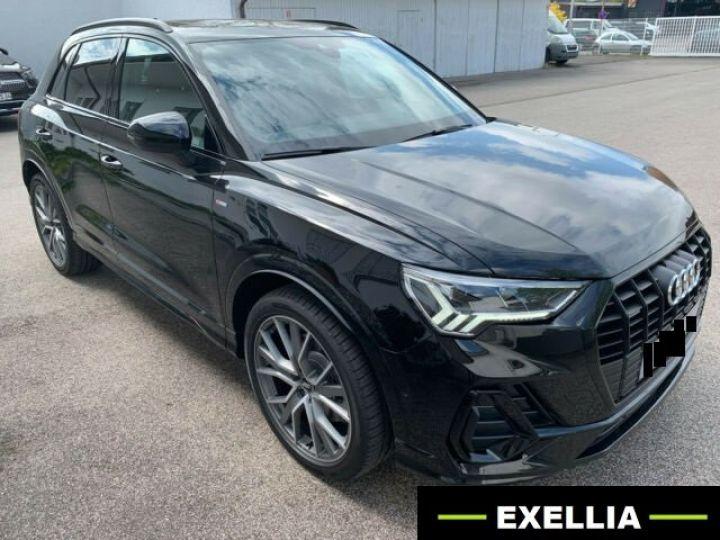 Audi Q3 40 TDI QUATTRO S LINE S TRONIC  NOIR Occasion - 1