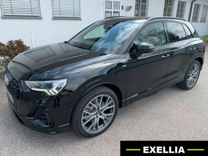 Audi Q3 40 TDI QUATTRO S LINE S TRONIC  NOIR Occasion - 2