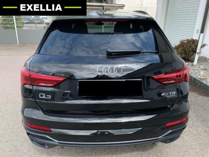 Audi Q3 40 TDI QUATTRO S LINE S TRONIC  NOIR Occasion - 10