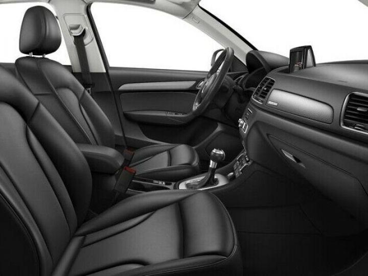 Audi Q3 Audi Q3 2.0TDI+QUATTRO 51KMS+PANO+NAVI+XENON Bleu Peinture métallisée - 4